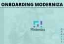 VOCÊ É MAIS QUE BEM VINDO – Novo Onboarding Moderniza