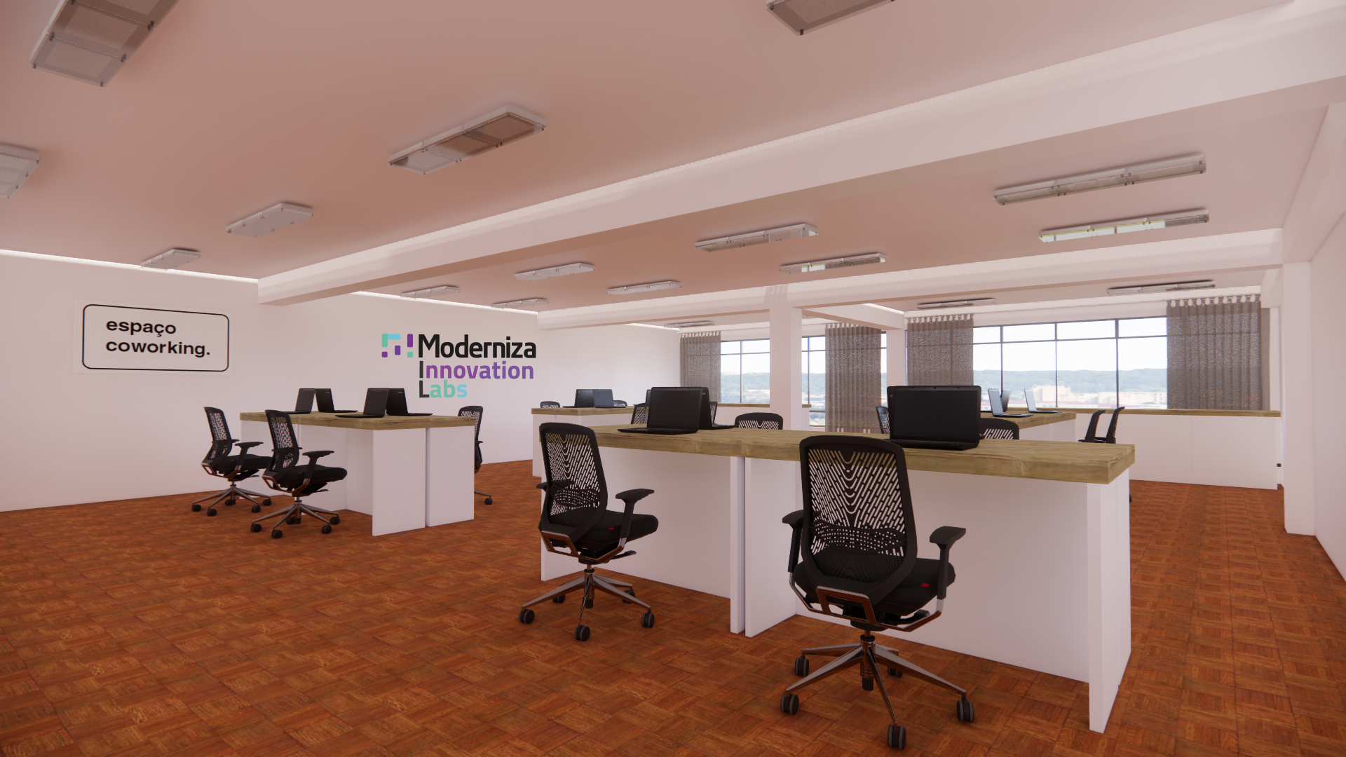 Coworking Moderniza Innovation Labs