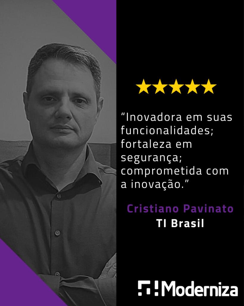 as funcionalidades que atraiaram a TI Brasil para a Moderniza